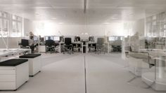 Excellent Office Interiors at German Agency SYZYGY (2)