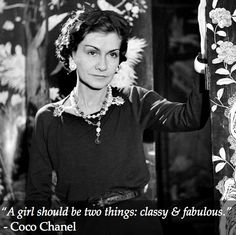 Today on chicityfashion.com -- IT'S FASHION QUOTE TIME