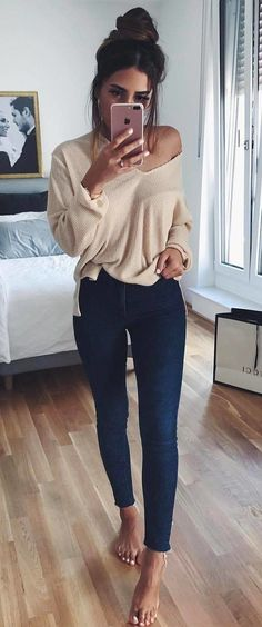 40+ Brilliant Outfit Ideas To Finish This Fall & Winter Out With Style
