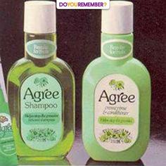 I miss Agree Shampoo Gee, Your Hair Smells Terrific and Farrah Fawcett shampoo's and cond.what i wouldnt do for a bottle of any of those. My Childhood Memories, Childhood Toys, Sweet Memories, Body On Tap Shampoo, Agree Shampoo, Loves Baby Soft, Oldies But Goodies, Perfume, Good Ole