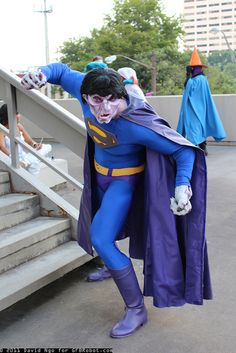 Bizarro, photo by DTJAAAAM.com #costumes #cosplay