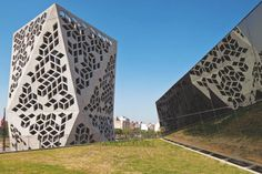 Buildings That Celebrate the Beauty of the World's Most Used Man-Made Material. #concrete