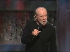 George Carlin - Pussification - YouTube