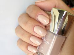 Dior Vernis Couture Colour Gel Shine And Long Wear Nail Lacquer # 121 Lili
