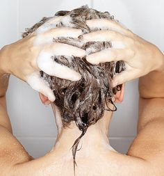 Use baking soda in your shampoo to remove buildup.