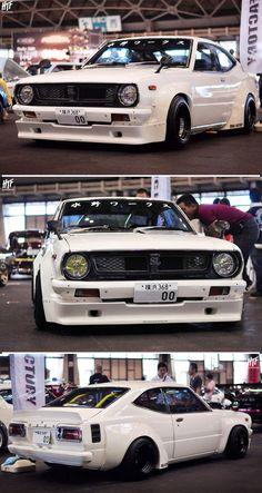 Ke35 Toyota Corolla Coupe