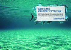 Our oceans need more protection