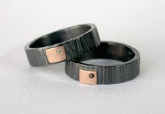Custom Cell Bands: each a little different, but still matching one's partner.