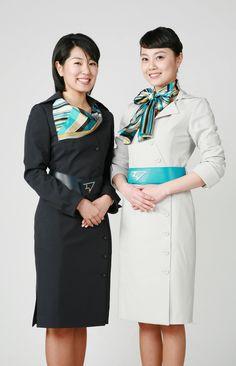 伝統衣装から膝上15cmまで!アジア各国の客室乗務員の素敵すぎる制服28選 6枚目の画像