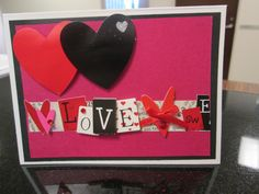 Valetine's Day - Love card