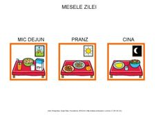 Mesele zilei by Dana Horodetchi, via Slideshare Romanian Language, Autism Spectrum