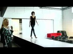 Runway Modeling Tips: Clydesdale Walk