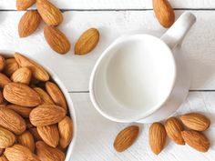 How to Make Almond Milk - How To Make Your Own Not-Milk  5 insanely easy (and delicious) DIY dairy alternatives