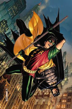 I Can't Stop Thinking About Comics! — Batman and Robin by Jim Cheung Robin Dc, Batman Robin, Comic Book Covers, Comic Books Art, Book Art, Zbrush, Gotham, Batman Artwork, Batman Comic Wallpaper