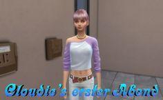 Sims 4 Welt Story – Cloudies erster Abend | nowa24 Sims Blog Sims 4 Stories, San Myshuno, 4 Story, Blog, World, Blogging