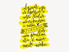 carta amarela #104 – jornada