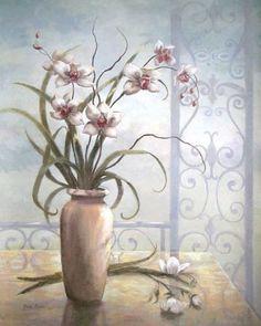 Vivian-Flasch-Katrina-Orchids-I-Fertig-Bild-55x70-Wandbild-Orchideen