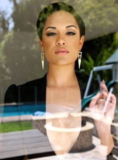 Empire's Grace Gealey on the Show's Success, Fashion, and Her Red Carpet Must-Haves from InStyle.com