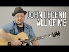 How To Play John Legend - All Of Me - YouTube