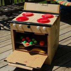la cocina de juguete