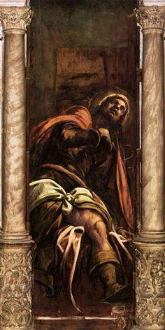 San Roque, 1579-1581 - Tintoretto