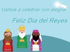 Frases Bonitas Para Facebook: Celebremos el dia de Reyes