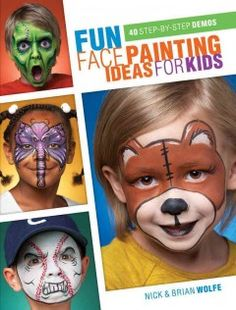 Fun face painting ideas for kids