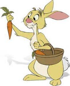 "I got Rabbit from ""Winnie the Pooh""! Which Famous Rabbit Are You? Winnie The Pooh Drawing, Winnie The Pooh Pictures, Cute Winnie The Pooh, Winnie The Pooh Quotes, Winnie The Pooh Friends, Eeyore Quotes, Disney Pixar, Disney Cartoons, Disney Art"