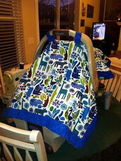 m good tutorial with zipper front & 4 Simple DIY Baby Projects including homemade gauze blankets ...