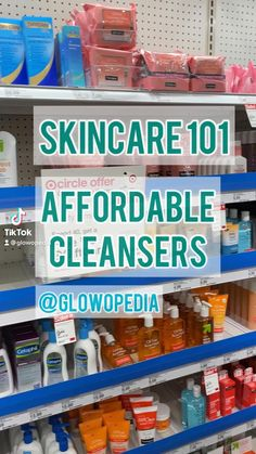 These great options for affordable cleansers at target. All skin types! I love how PanOxyl can also be used for body acne as well as KP! Follow me on IG +TikTok for more! Drugstore Beauty, Beauty Makeup, Body Acne, Cetaphil, Cleansers, Face Cleanser, Oily Skin, Clear Skin, Glowing Skin