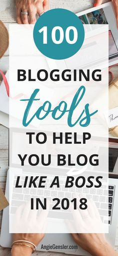 tools for helping your blog!