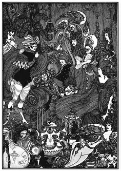 harry clarke illustrations - Google Search