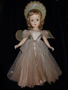 FAIRY QUEEN by Madame Alexander in RARE pink 21 by VintageDolz