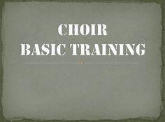 Elementary Music Methods: Real Life Edition: Choir Basic Training