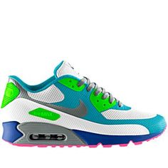 Just customised and ordered this Nike Air Max 90 Hyp ...