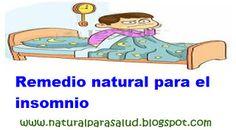 Remedio natural para el insomnio                                                                                                                                                     Más