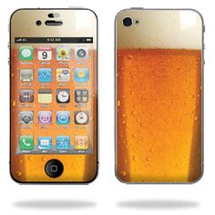 The fresh iPhone Beer Case ... delicious!
