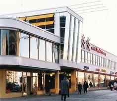 Niilo Kokko, Viljo Revell, Paavo Riihimäki Lasipalatsi