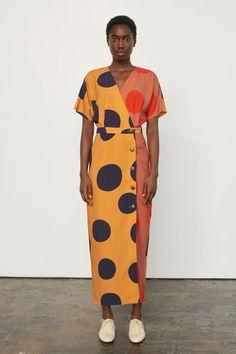 95f132576f6 Amrita dress. Main Website. Mara Hoffman Amrita Dress Penny Dot ...
