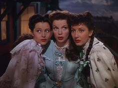 Find images and videos about judy garland, Cyd Charisse and the harvey girls on We Heart It - the app to get lost in what you love. Old Hollywood Movies, Vintage Hollywood, Classic Hollywood, Judy Garland, Harvey Girls, Cyd Charisse, Hollywood Costume, Film Images, Cinema