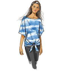 Эскизы и технические рисунки моделей одежды для беременных