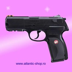 Pistol airsoft Ruger P345 2J CO2 15BB Airsoft, Hand Guns, Firearms, Pistols