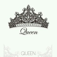 queen crown Swarovski crystal Tattoo stickers for youth Couple Tattoos, Love Tattoos, Beautiful Tattoos, Body Art Tattoos, New Tattoos, Tattoos For Women, Tatoos, Tatoo Crown, Queen Crown Tattoo