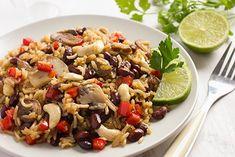 Kubanische Reispfanne - Rezept