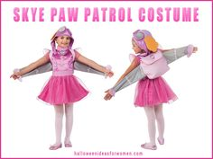 Are you on the lookout for an awesome Skye PAW Patrol costume? Is your little PAW Patrol SKYE fan wishing she could dress-up as her favorite PAW Patrol Character, for pretend dress-up playtime, or