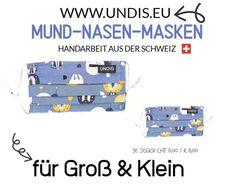 UNDIS Mund-Nase-Masken Masken für CHF 6.00 / EURO 6.00 (inkl. Versandkosten) aus Baumwolle sind bis 60° waschbar. Wähle für dich und deine Liebsten ein Muster aus und schon bald sind deine Lieblingsmasken versandkostenfrei auf dem Weg zu dir! #mundnasenmaske #mundnasenschutz #mundnasenbedeckung #facemask #kindermundschutz #buntistmeinelieblingsfarbe #schweiz #österreich ##corona Euro, Corona, Funny Mouth, Men's Boxer Briefs, Masks, Switzerland, Cotton, Parents