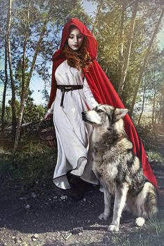 Red Riding Hood on Behance