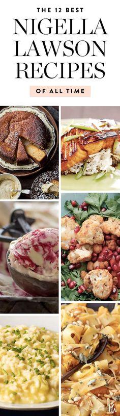 The 12 Best Nigella Lawson Recipes of All Time via @PureWow via @PureWow