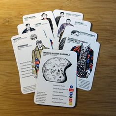 Style Wars Trump Card Game
