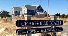 Welcome to Craigville Beach!